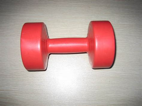 Dumbell Plastic China Plastic Dumbbells Jc Y 001 China Dumbbels