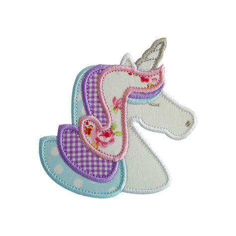 machine applique designs unicorn applique machine embroidery designs patterns