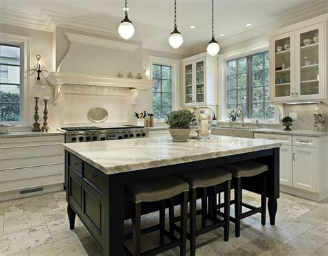 Kitchen Design Ideas With Islands 79 Custom Kitchen Island Ideas Beautiful Designs Designing Idea
