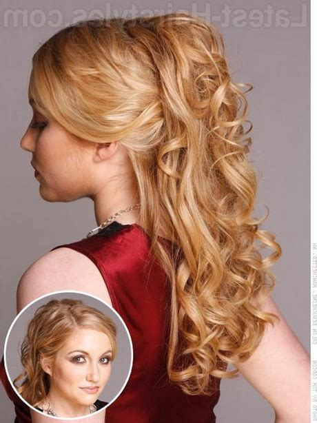 formal hairstyles for medium length hair down hair for prom 2016