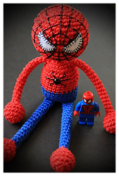 spiderman pattern crochet amigurumi spiderman crochet pattern amigurumi today