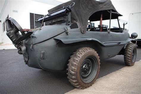 volkswagen schwimmwagen for sale 1943 volkswagen schwimmwagen hiconsumption