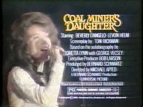 beverly d angelo coal miner s daughter youtube coal miner s daughter 1980 tv trailer youtube