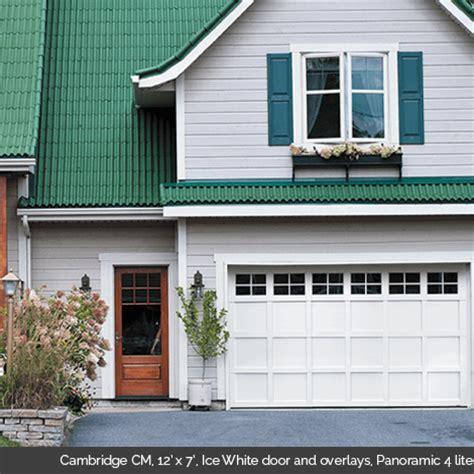 Cambridge Garage Doors Townships Traditional Garage Door