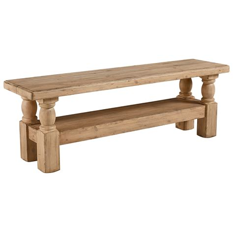 Accent Bench by Magnolia Home By Joanna Gaines Accent Elements