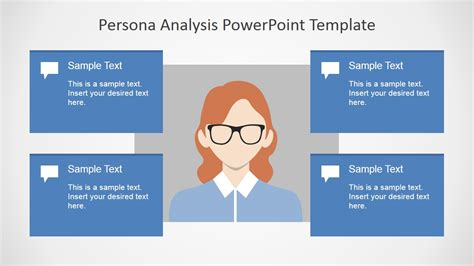 Persona Template Powerpoint Persona Analysis Powerpoint Template Slidemodel