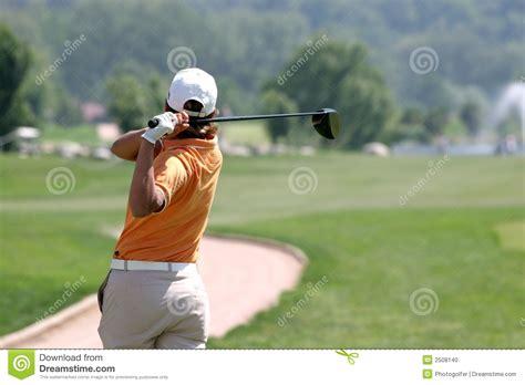 lady golf swing lady golf swing stock photo image 2508140