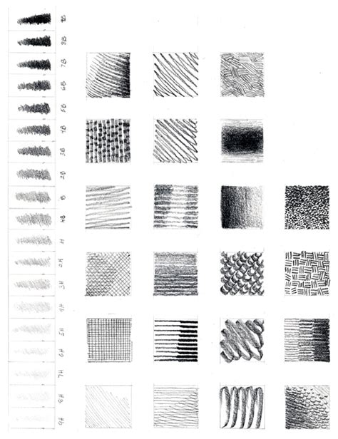 pattern drawing exercises art drawing lesson exercises with graphite pencils line