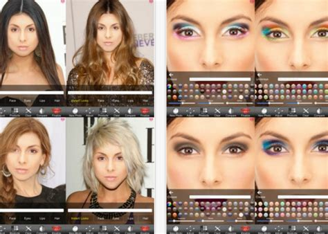 virtual hairstyles app hairstyle and makeup app 4k wallpapers
