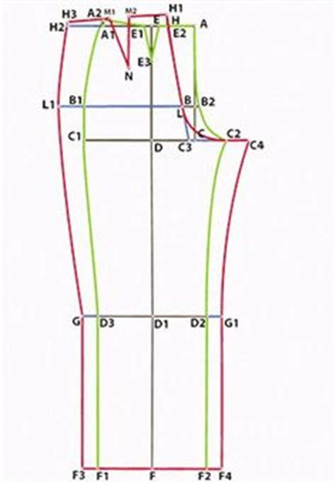 pattern grading trousers 1000 images about grading patterns on pinterest pattern