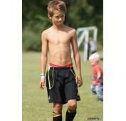 12 Year Old Boy Model Shirtless Car Tuning