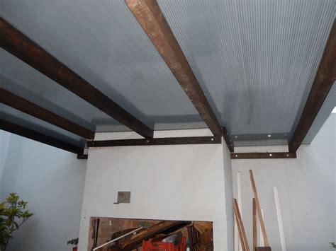 techo de zinc techos en zinc y policarbonato 1 800 00 en mercado libre