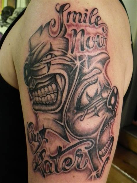 smile tattoo designs http leguantattoo at wp content gallery tattoos andy