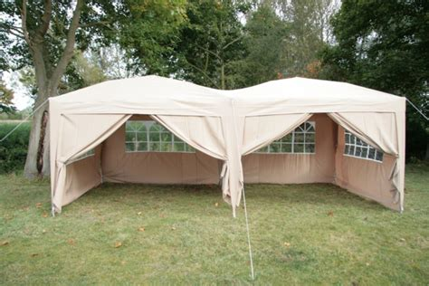 Pop Up Gazebo Airwave 6x3mtr Fully Waterproof Pop Up Gazebo With Sides