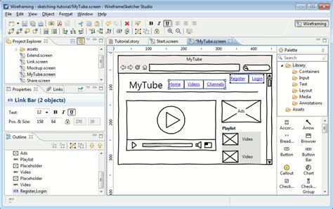free wireframe tool wireframesketcher wireframing tool eclipse plugins