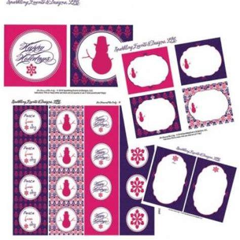 free printable christmas paper cutouts free christmas printables paper crafts tip junkie