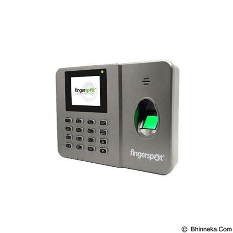 mesin absensi revo 163 bnc jual fingerspot mesin absensi fingerprint revo 163bnc