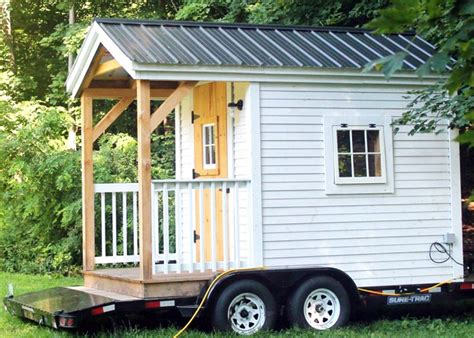 Trailer Cottage by Small Cabins Kits Small Cabin Plan Small Cottages Plans