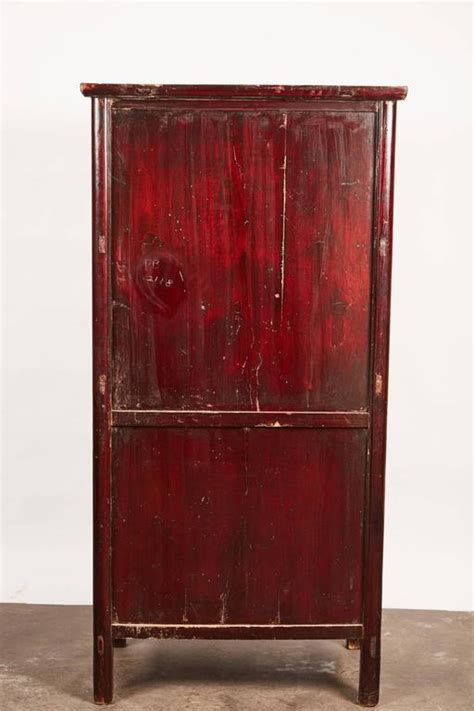 18th c chinese kitchen cabinet 18th century ming chinese two door cabinet for sale at 1stdibs