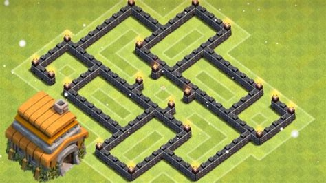ays gaming clash of clans more clash of clans best town 6 defense strategy coc