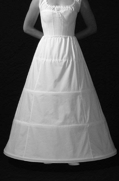 11 best hoop skirt images on Pinterest | Hoop skirt, Short wedding gowns and Petticoats