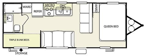 rv floor plans with bunk beds woodwork rv bunk bed plans pdf plans