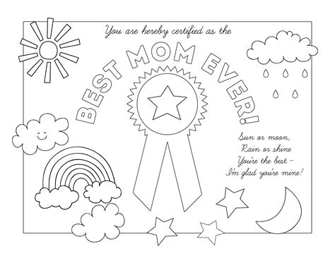 free coloring pages of worlds best teacher award