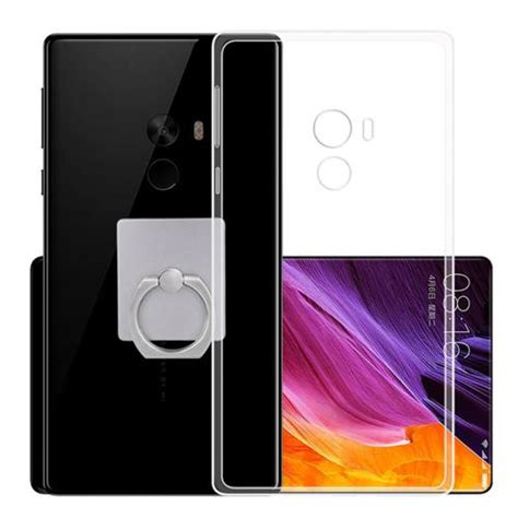 Xiaomi Mi Mix Violet Softcase soft back cover for xiaomi mi mix transparent