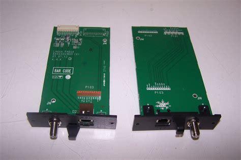 lg eax antenna cable av input board