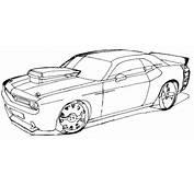 Dibujo De Autos Tuning A Lapiz  Dibujos