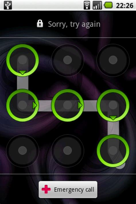 pattern unlock combinations how secure is your smartphone s lock screen