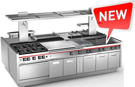 attrezzature professionali cucina cucine professionali realizzate per la cottura modulare