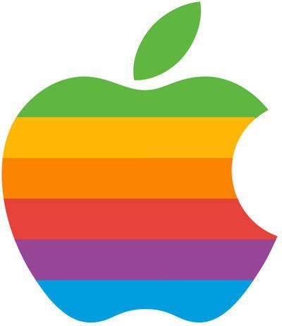 design logo on mac new apple logo brings back colours pc advisor