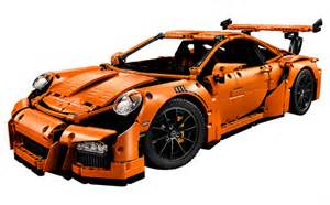 Lego Technic Porsche The Lego Technic Porsche 911 Gt3 Rs