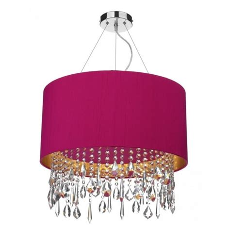 light pink l shade modern ceiling pendant light shade drum shaped with