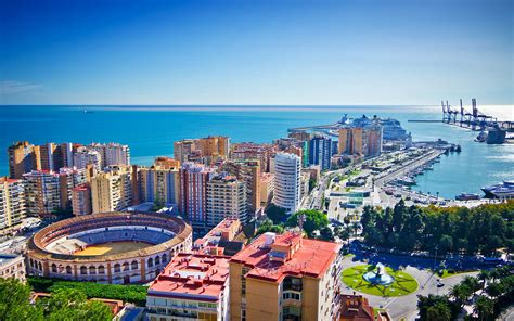 best malaga andalusia the best city to visit in spain gets ready
