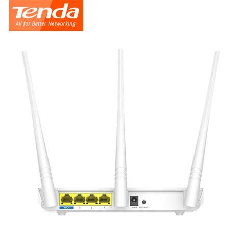 300mbps tenda f3 wireless router wifi 3 5dbi external antennas version roteador wifi