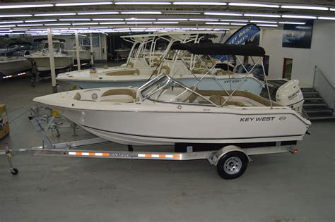 key west boats 203 dfs for sale key west 203 dfs dual console 2014 for sale for 30 995