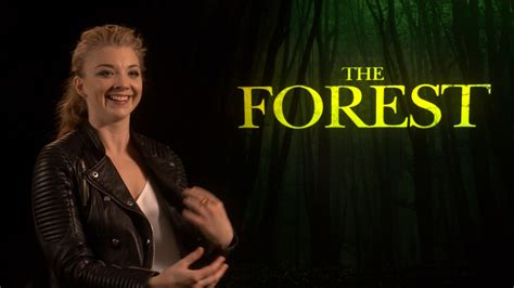 What Is A Domer Exclusive Natalie Dormer On The Forest Horror