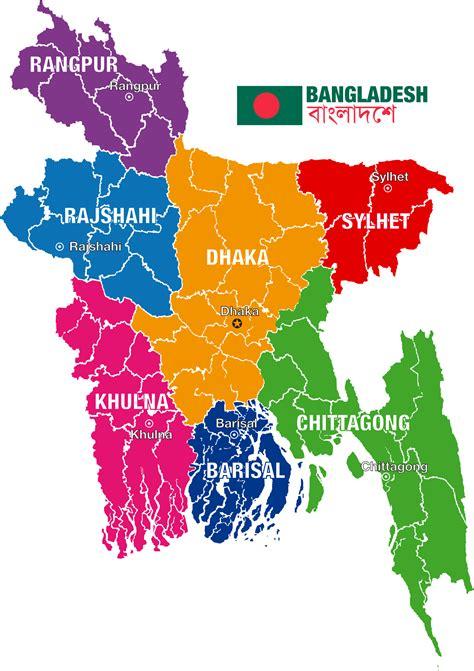map of bangladesh bangladesh map