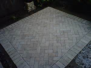 Patterns For Patio Pavers Herringbone Pattern For Patio Pavers Outdoor Decor