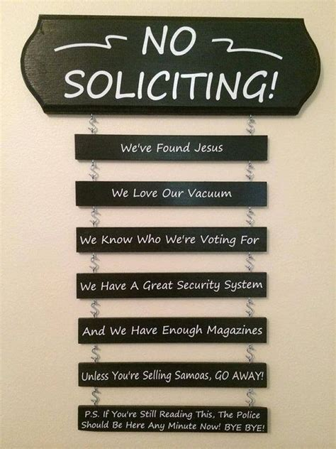 no soliciting welcome mat no soliciting funny wood sign welcome sign front entry