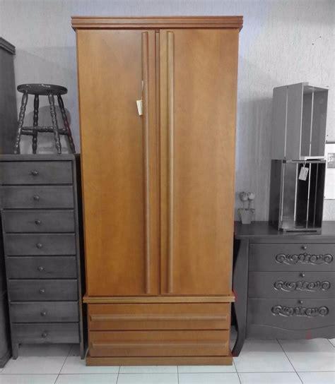 armario guarda roupa guarda roupa armario roupeiro madeira maci 231 a 2 portas