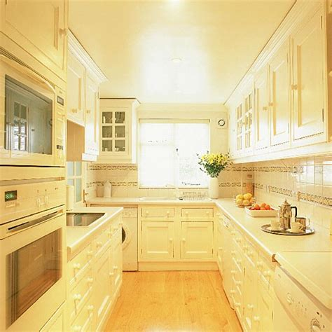 white galley kitchen ideas white galley kitchen kitchen design decorating ideas housetohome co uk