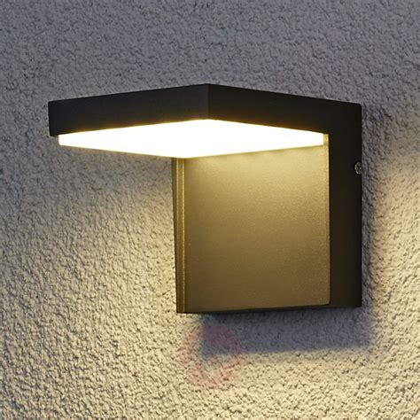 applique moderne a led applique d ext 233 rieur led moderne en aluminium luminaire fr