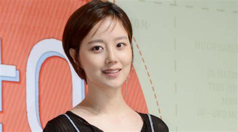 film pendek umay shahab moon chae won potong rambut untuk perannya di goodbye mr