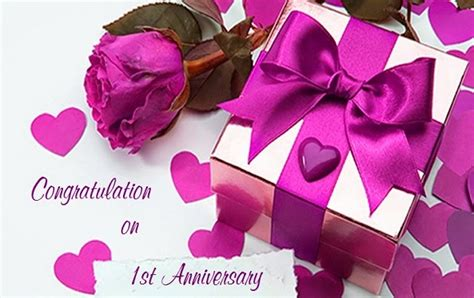 1st wedding anniversary wishes for friend 1st wedding anniversary wishes for friends