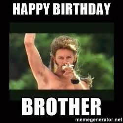 Joe Dirt Memes - happy birthday brother joe dirt trollolol meme generator