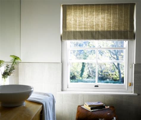 Bathroom Window Covering Ideas | window treatments for small windows 2017 grasscloth