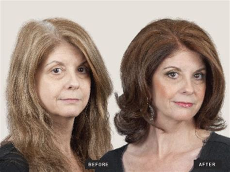 makeover yourself upload photo youthful haircut hair color hair dailybeauty the